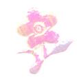 花アップリケ CGHM179