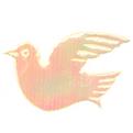 鳥アップリケ CGHM187