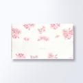 桜 封筒CGLE122