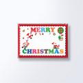クリスマス ミニカードCGXC1176