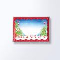 クリスマス ミニカードCGXC1183