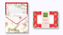 クリスマスレター・ミニレターセット
