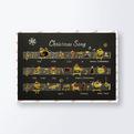 クリスマスカードCGX1197