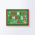クリスマスカードCGX1200