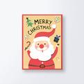 クリスマスカードCGX1202