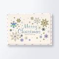 クリスマスカードCGX1206