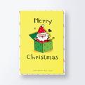 クリスマスカードCGX1207