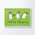 クリスマスカードCGX1208