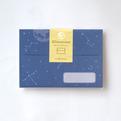 月柄 洋形2号封筒CGLE1014