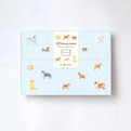 犬柄 洋形2号封筒CGLE1009