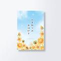 夏柄 はがき箋CGSMH153