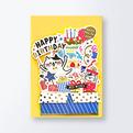 誕生日ポップアップカードCGC1550